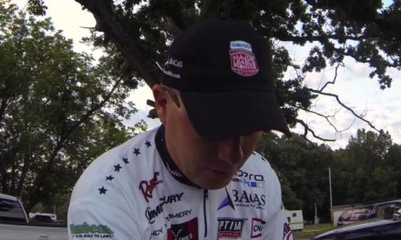 MajorLeagueFishing – Andy Montgomery : 2015 Challenge Select Day One Qualifier Preview