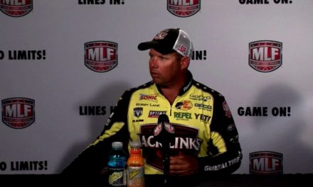 MajorLeagueFishing – Bobby Lane: 2016 Challenge Cup Championship Round Postgame Press Conference