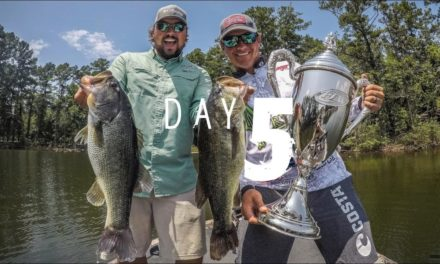 FLW | Day 5: Justin Atkins on the Forrest Wood Cup
