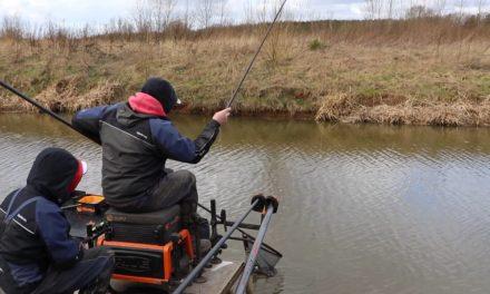 Dan Decible – Episode 10 – Early Spring Pellet Fishing