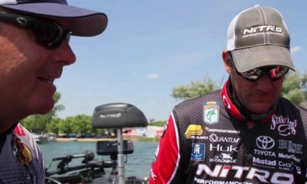 First Look on Cayuga Lake 2016 with Kevin VanDam – Day 4