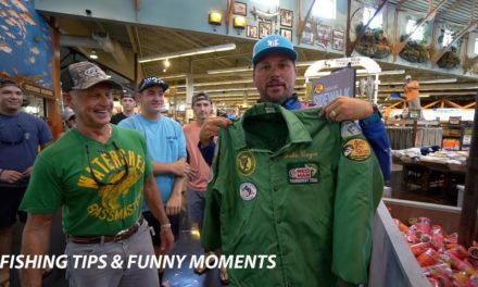 Scott Martin VLOG – Fishing Tips at Bass Pro Shops and some Funny moments with fans