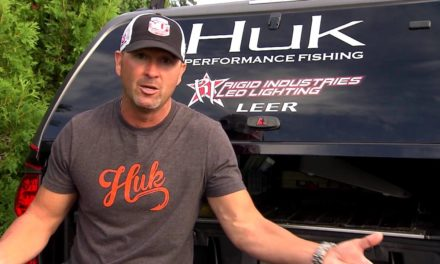 MajorLeagueFishing – Gerald Swindle on what Huk Gear is all about…