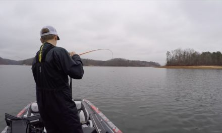 – Hooked Up on Lake Hartwell