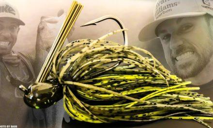 Mike Iaconelli Secret Tips & Tactics – Jig Fishing Bass Secrets & New Kayak Rods