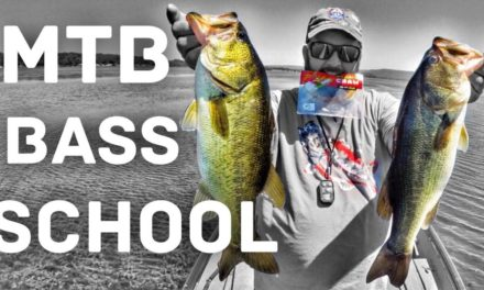 FlukeMaster – MTB Bass School – I found something in the box that CRUSHED THEM!! – How To Bass Fish