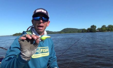 Match the hatch with Mike Iaconelli