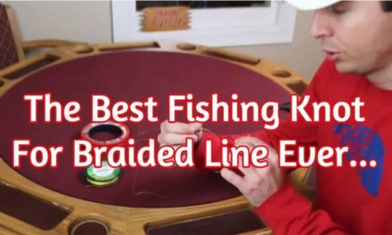 Quickest Way to Tie the FG Knot (The Strongest Braid to Leader Fishing Knot)