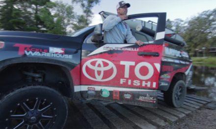 REVENGE Fishing!!! Smallies on the Mississippi River (Going Ike S2 – Teaser)