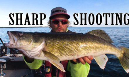 Uncut Angling – Manitoba – Sharpshooting Walleye in Northern Manitoba