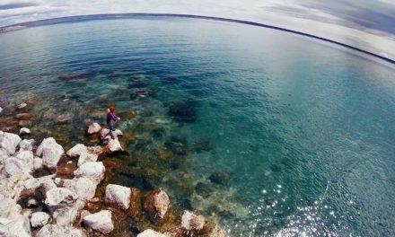 Strobel Lake by Todd Moen – Argentina Fly Fishing