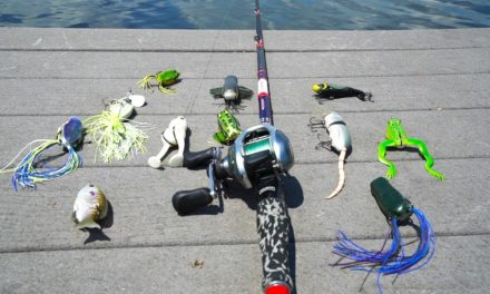 Lunkers TV – Top Water Lure Fishing Challenge