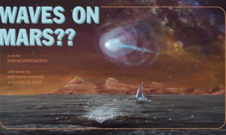 Dan Decible – Waves on Mars??