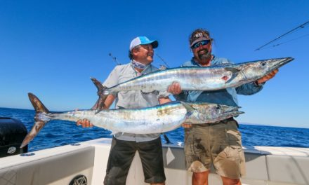 The Obsession of Carter Andrews – Baja California Wahoo: Episode 310