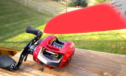 Flair – EXPERIMENT Glowing 1000 degree KNIFE VS FISHING REEL