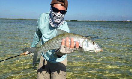 Dan Decible – Fly Fishing Belize at El Pescador