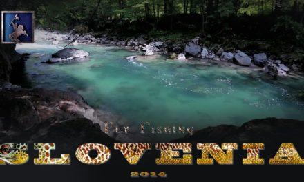 Dan Decible – Fly Fishing SLOVENIA 2014