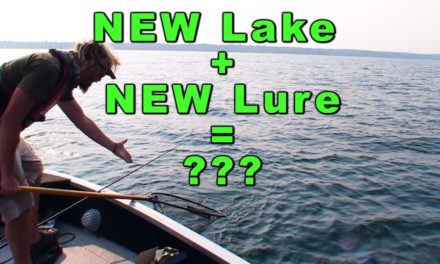 Uncut Angling – Manitoba – NEW Lure + NEW Lake = Big Manitoba Pike!