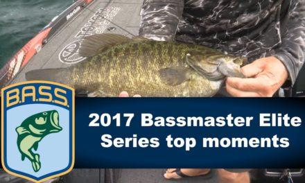 2017 Bassmaster Elite Series Season Highlights