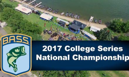 Bassmaster – 2017 College Series National Championship