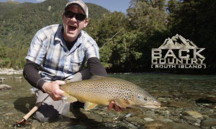 Dan Decible – Backcountry – South Island Fly Fishing Trailer