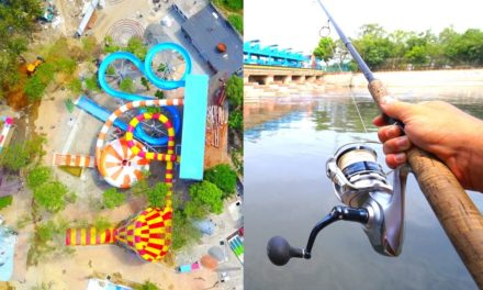 Flair – Fishing in ABANDONED WATER PARK?!?!