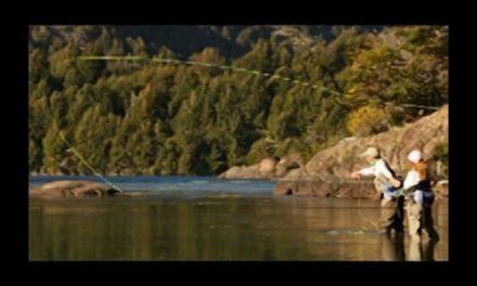 Dan Decible – Fly Fishing in Patagonia