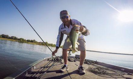 Jeff Reynolds' Winning Day on Lake Texoma