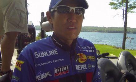 MajorLeagueFishing – Takahiro Omori: 2015 Summit Cup Elimination Day Three Wrap-Up