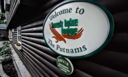 Hawk Lake Portage Fishing — Fishing Edge TV