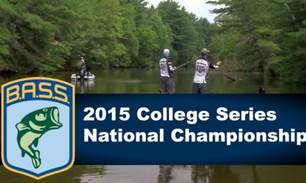 2015 College Bass National Championship