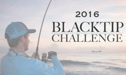 BlacktipH – 2016 Blacktip Challenge – Are You Fishing?