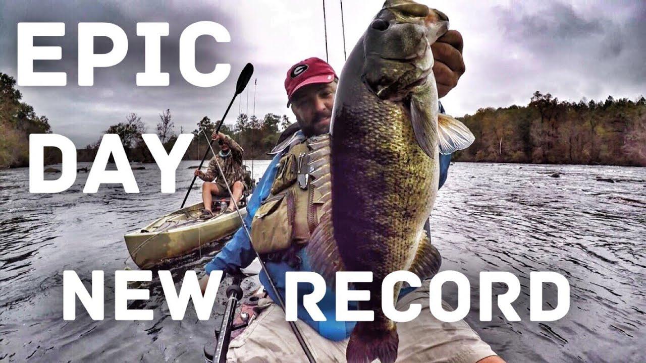 Flukemaster big bass fishing challenge records broken for Bass fishing challenge