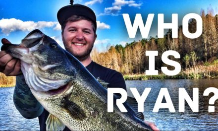 FlukeMaster – Fishing With Ryan – Where Did This Guy Come From?