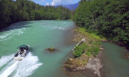Fishing for Chinook Salmon – British Columbia