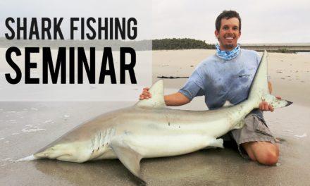 BlacktipH – Shark Fishing Seminar at TackleDirect