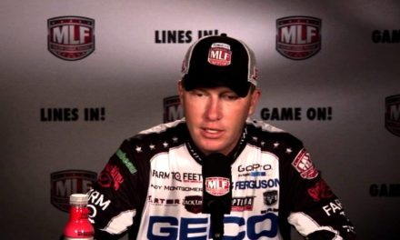 MajorLeagueFishing – Andy Montgomery: Qualifying Round 4 Postgame Press Conference