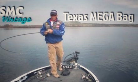 Scott Martin Challenge – BIG BASS in Texas – 10 Pounder and More! Vintage SMC