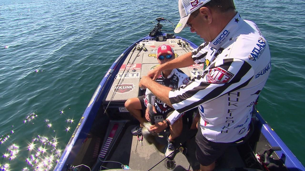 Majorleaguefishing bps end of the line jason christie for Jason christie fishing