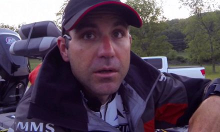 MajorLeagueFishing – Casey Scanlon: 2015 Summit Select Day One Survival Preview