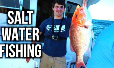 Flair – FLAIR GOES SALT WATER FISHING??? – VLOG