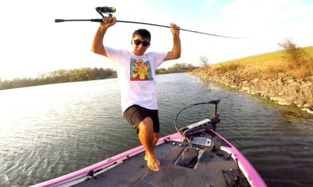 Flair – Loser EATS a WORM!! – Bass Fishing Challenge