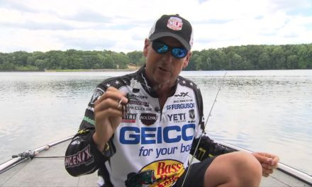MajorLeagueFishing – Major League Lesson: Gary Clouse on tuning up your Buzz Baits