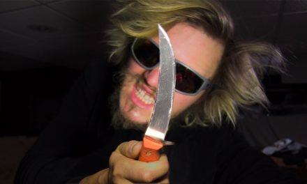 Uncut Angling – Manitoba – North Arm Knives & FXR Shades – GIVEAWAY