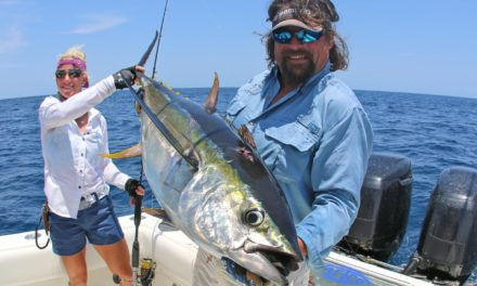 The Obsession of Carter Andrews – Panama Tuna Preview – Episode 301