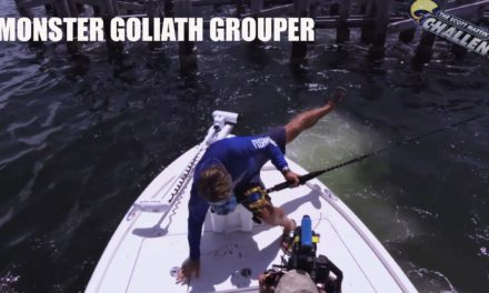 Scott Martin Challenge – SMC Season 11.4 : How to catch monster Goliath Grouper 500 pound line and Hand lines!