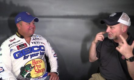 MajorLeagueFishing – Watson Thinks MLF is the Best TV Show on the Planet