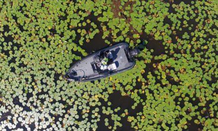 World's WORST Bass Fishermen VS. Florida's BEST Lake ft. Mikeybalzz  (Gambler Lure Unboxing)