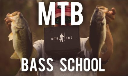 Flukemaster Mtb Slam Bass School Winter Bass Fishing Can Be Tough