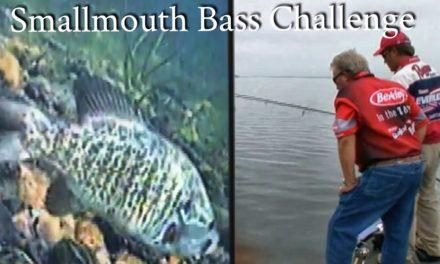 Scott Martin Challenge – Sight Fishing Challenge (ft. Roland Martin) Lake Champlain – TBT